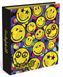 Smileyworld Confetti ordner (2057)