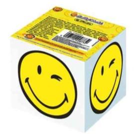 Smileyworld kubus memoblaadjes (8732)