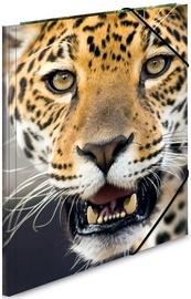 """Dieren elastomap A4 """"tiger"""" (1376)"""