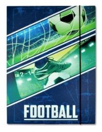 Football elastomap A4 (4920)