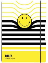 Smiley World navulbaar A4 schrift streep (2780)