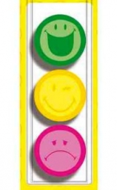 Smiley world notitieblaadjes zelfklevend (6103)