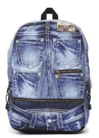 Rugzak MOJO Jeans backpack (5009)
