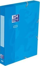 Oxford Touch elastobox blauw (4382)