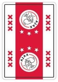 Ajax speelkaarten (0727)