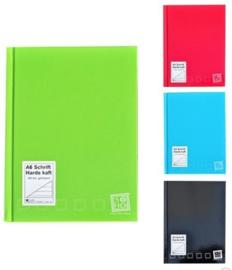 A6 notitieboek trend lijn