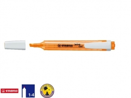 Stabilo Swing markeerstift oranje