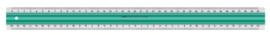 Linex S40 liniaal 40cm (0000)