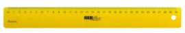 Aristo liniaal 30cm oranje (2573)