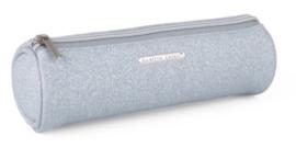 Quattro colori glitter etui zilver (8334)