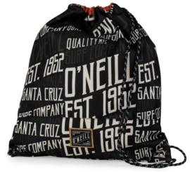O'Neill boy's zwemtas / sporttas zwart (0650)