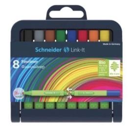 Schneider 8x Link it fineliner (9194)