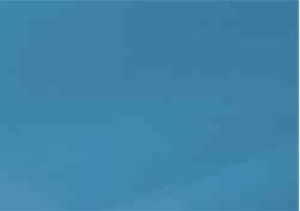 Kraftpapier blauw middel 3m x 70cm (9137)