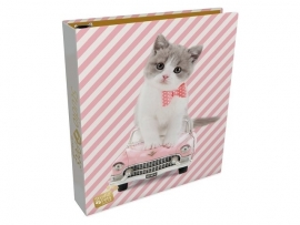 Studio Pets 2r ringband roze (9422)