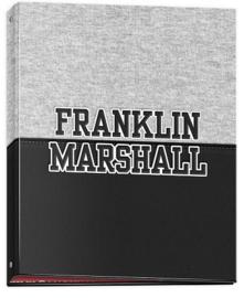 Franklin & Marshall boy's ringband 23r grijs (0539)