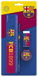 FC Barcelona schrijfset 4-delig (9506)