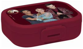 Nachtwacht lunchbox compact  rood (6710)