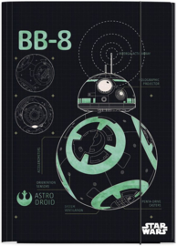 Opbergmap A4 Star Wars BB-8 (4445)