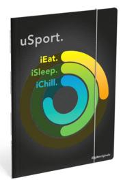 "iStyle elastomap A4 ""uSport"" (5257)"