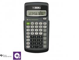 TI-30XA rekenmachine
