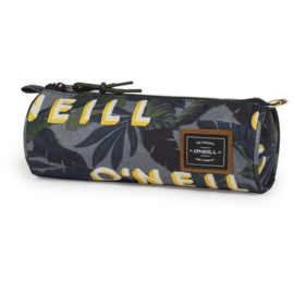 O'Neill boy's etui text green/yellow rond (9855)