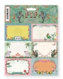 Pip Studio Etiketten (0909)
