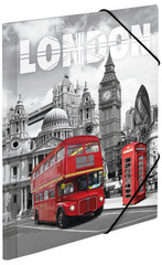 "Elastomap A4 ""London"""