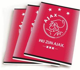 Wij zijn Ajax A5 schriften gelinieerd (9050)