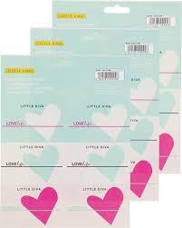Little Diva etiketten pastel (4832)