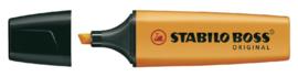 Stabilo Boss markeerstift neon oranje (3672)