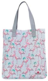 "Awesome Mermaid shopper ""flamingo"""