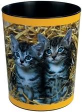 """Prullenmand """"kittens""""  (6547)"""