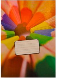 """Kangaro schoonschrijven schoolschrift """"potlood"""" (4454)"""