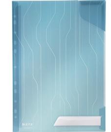 Leitz A4 combifile blauw (verslag hoes) (1006)
