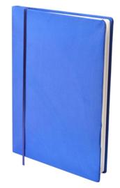 Dresz rekbaar kaft blauw A4 (7232)