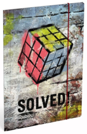 Rubiks elastomap A4 (7347)