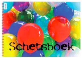 A5 schetsboek 120gr ballon (1004)
