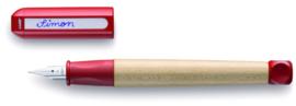 Lamy oefen- beginnersvulpen rood Links (0180)