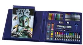 Star Wars kleur koffer 66-delig