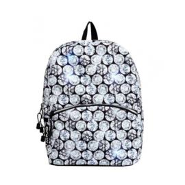 Rugzak MOJO backpack Diamond bling / Defecte ledverlichting (5138)
