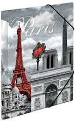 """Elastomap A4 """"Paris"""""""