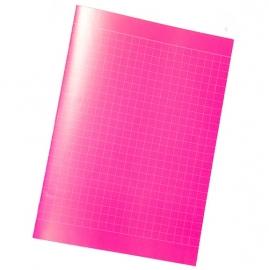 Wiskundeschrift A4 roze