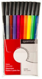 Budget fineliners 10st (4622)