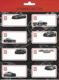 Autoweek etiketten (4354)