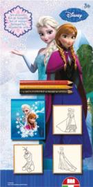 Stempelset Frozen (8837)