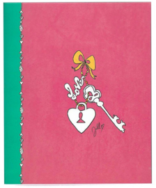 Jill A5 notitieboek