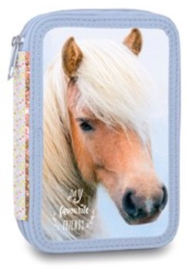 My favourite friends gevuld etui paard (7444)