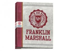 Franklin & Marshall boy's ringband 23r rood (0367)