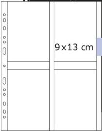 Henzo 16.041.00 foto tassen 9 x 13cm helder