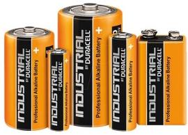 Gratis extra duracell batterijen